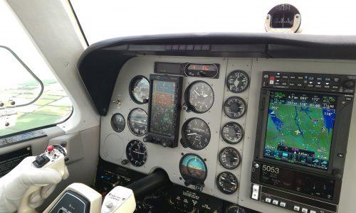 Beech B36 Avionics Upgrade